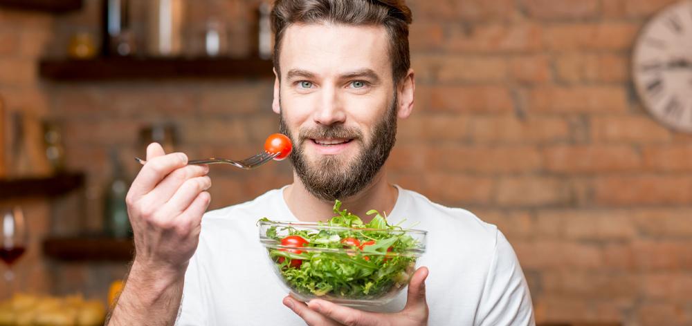 Dicas de alimentação para a fertilidade do homem