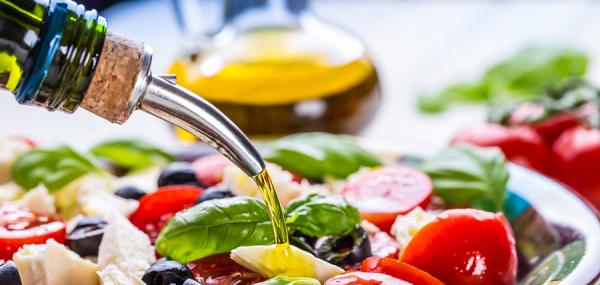 dieta do mediterrâneo - emagreça